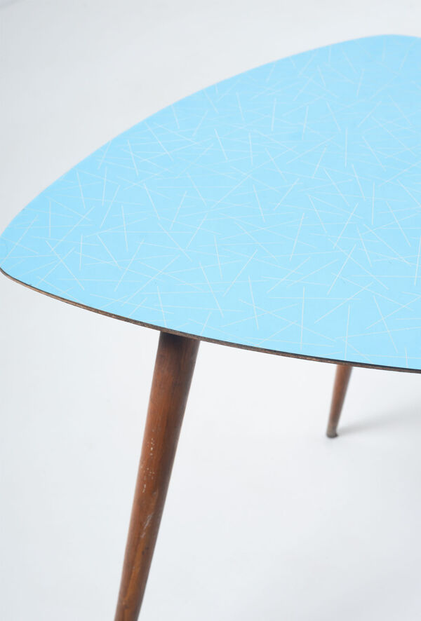 Czech Formica Coffe Table, 1960's
