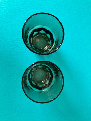 Paire de verres fumés Henkel