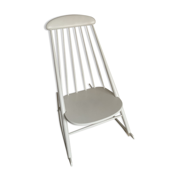 Selency Rocking-chair suédois