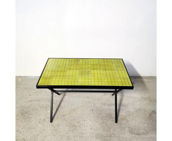 Table basse céramique, 1950