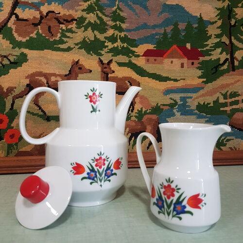 Ensemble de thé «Winterling Bavaria»