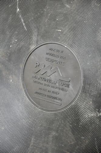 Lampadaire Elio Martinelli pour Martinelli Luce 1960s