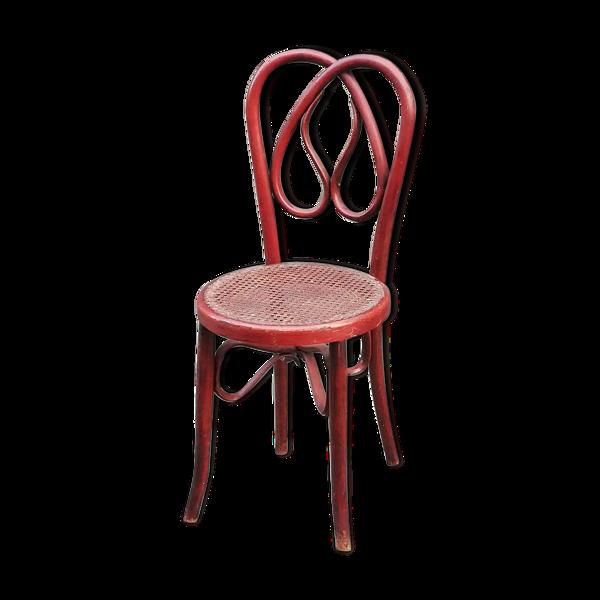 Chaise art nouveau Ventura Feliu