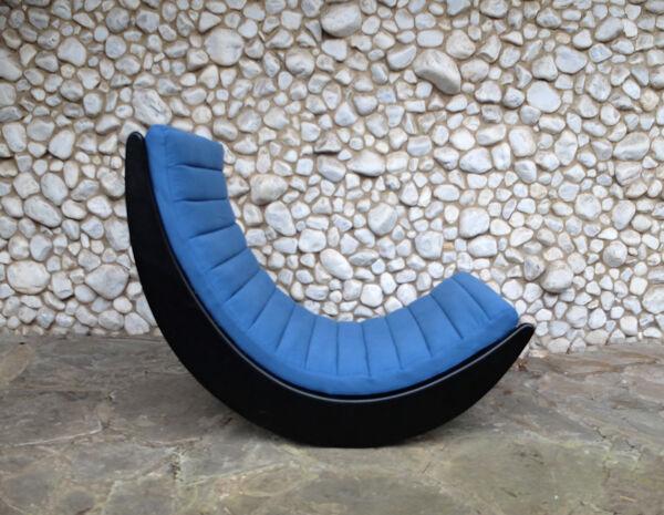 Rocking-chair Relaxer de Verner Panton pour Rosenthal Studio line