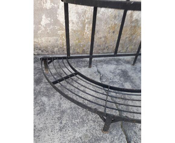 Porte plantes de Fleuriste Ancien en fer
