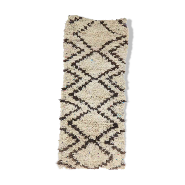 Tapis marocain 86 x 206 cm