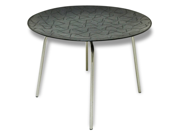 Table basse en cuir