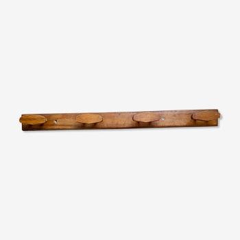 Vintage wooden hook