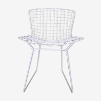 Chaise Wire design Harry Bertoia pour Knoll