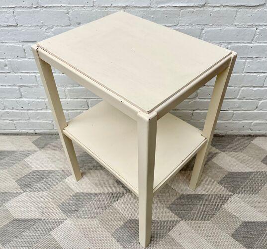 Table d'appoint en bois