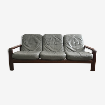 Intage danish sofa in rosewood
