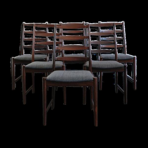 Selency Chaises d'Arne Vodder Denmark 1960s