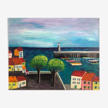 Tableau port
