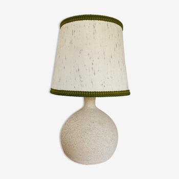 Lampe de chevet vintage en pierre