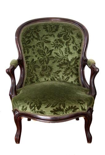 Canapé et deux fauteuils Louis Philippe 1830/1850