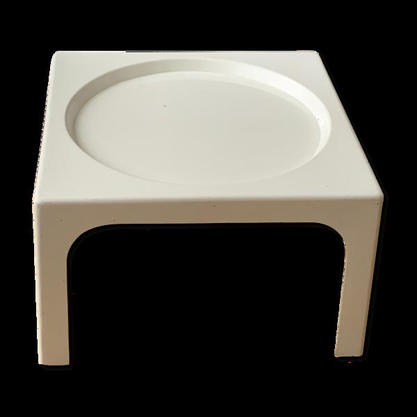 Table basse fibre de verre