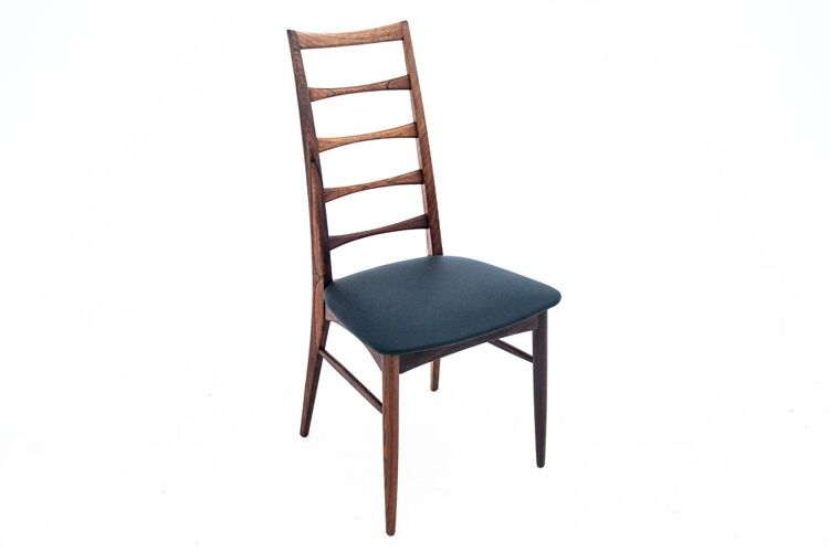 Ensemble de chaises, Danemark, années 1960