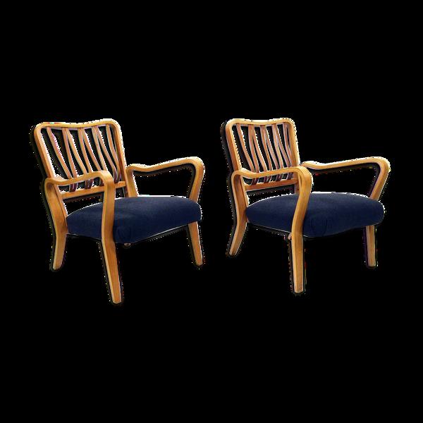 Paire de fauteuils Linden par GA Jenkins