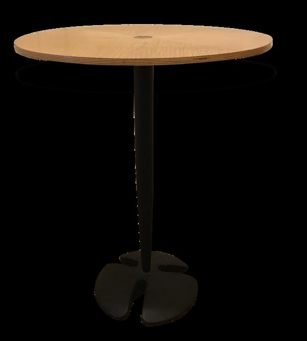 Très rare table guéridon Lyra Magis