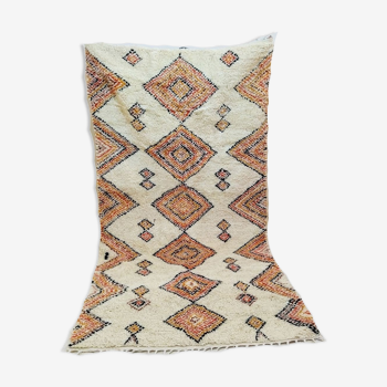 Tapis berbère marocain 257 x 144cm