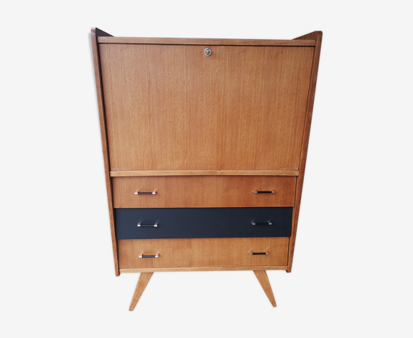 Secretary/chest of drawers compass feet