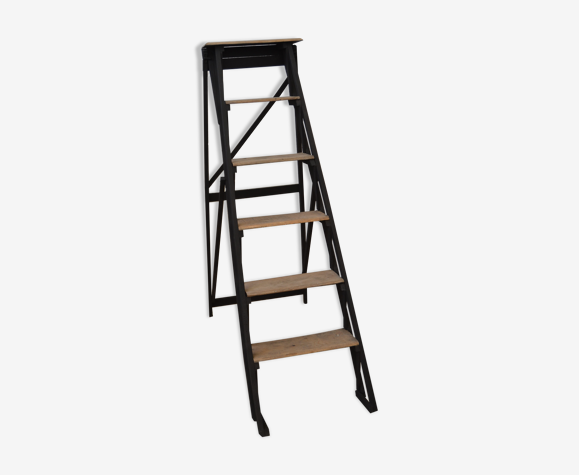 Former painter's stepladder