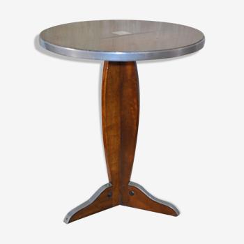 Table de bistrot art deco