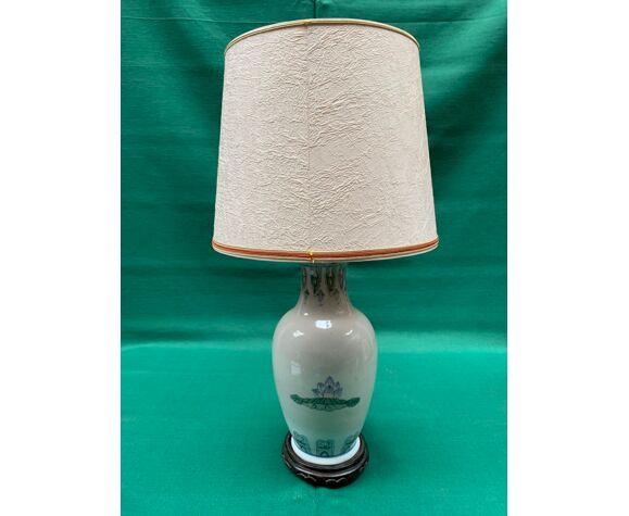 Lampe de table chinoise