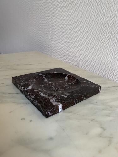 Cendrier vintage en marbre
