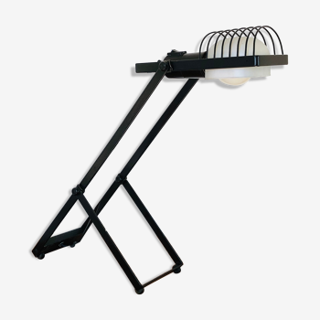 """Lampe modèle """"Sintesi"""" tavolo de Ernesto Gismondi pour Artemide, Italie années 70"""