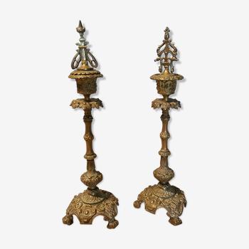 Chandeliers baroques