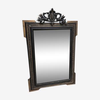 Miroir Napoléon III 110 x 72