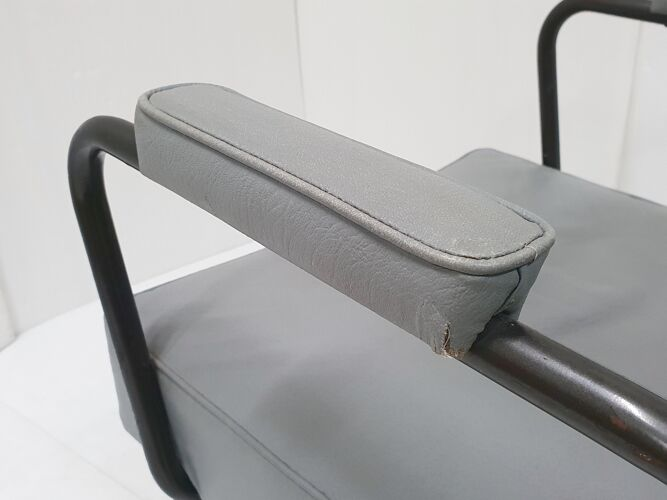 Jacques Hitier's chair for Tubauto