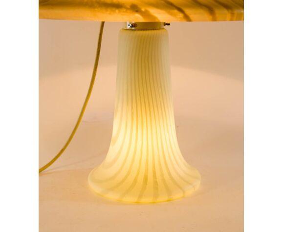 Lampe champignon Peill & Putzler années 70