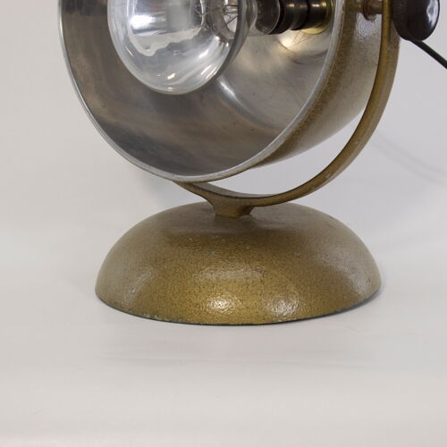 Lampe spot industriel à poser ou en applique