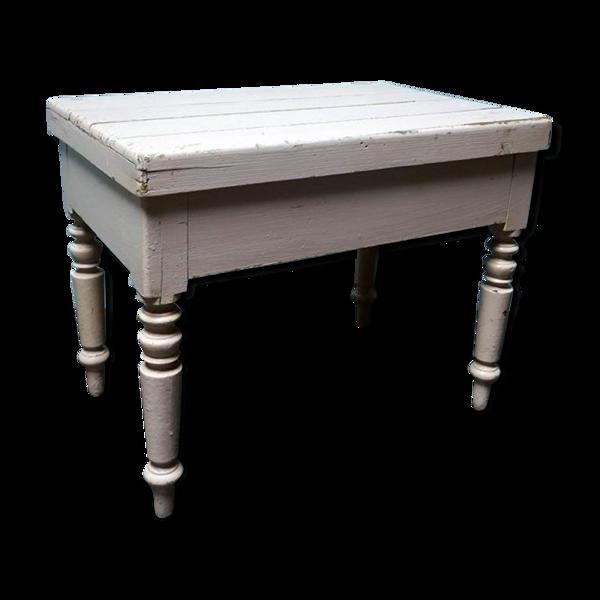 Table coffre vintage