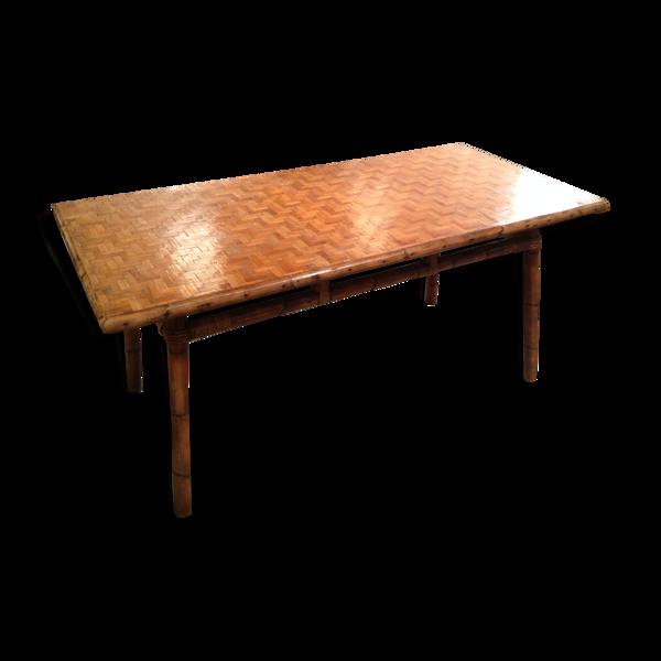 Table Audoux et Minnet
