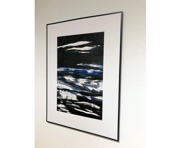 Waves 6 60x80cm