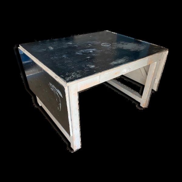 Table industrielle modulable