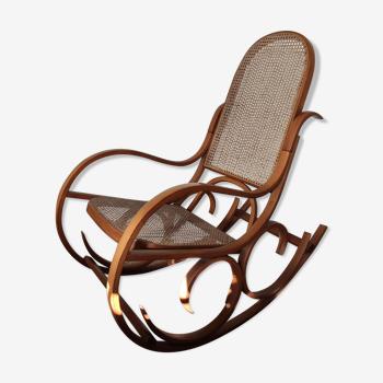 Rocking Chair Luigi Crassevig