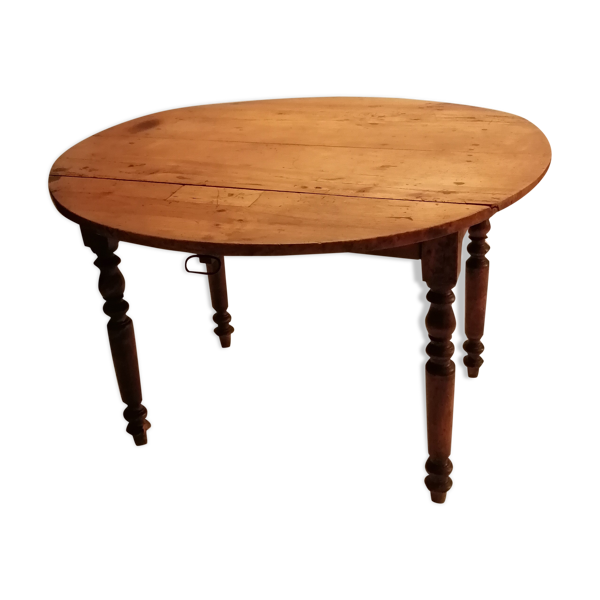 Table ancienne de ferme en bois