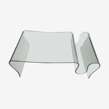 Table basse verre sécurit