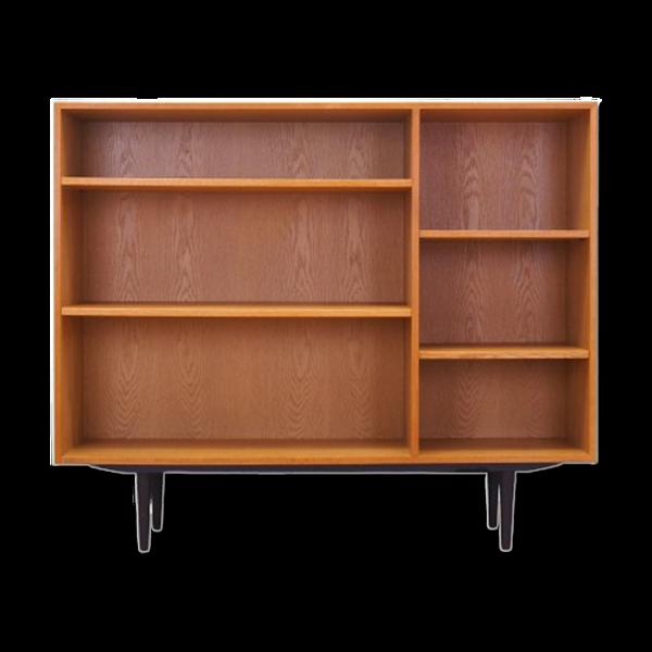 Bibliothèque, années 1970, design danois, designer: Hans J. Wegner, production: Ry Møbelfabrik