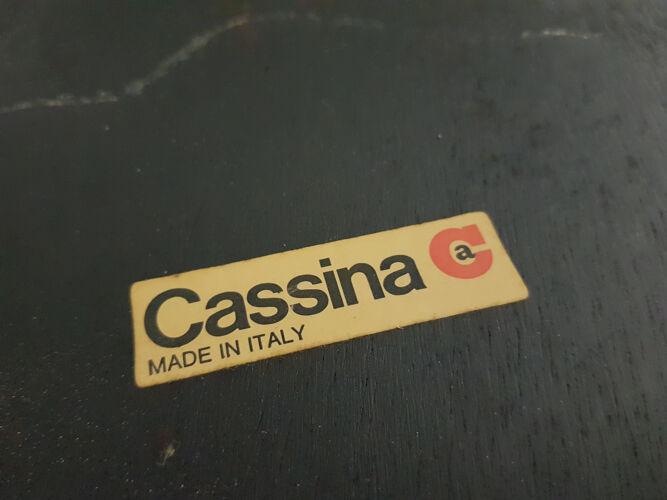 "Canapé 3 places de Vico Magistretti pour Cassina ""Fiandra"", Italie années 1970"