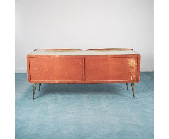 Sideboard and 50s bedside tables