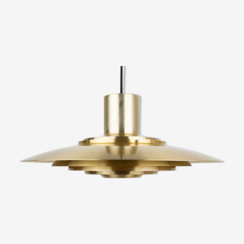 Danish pendant lamp P376 by Fabricius and Kastholm, Nordisk Solar, 1964