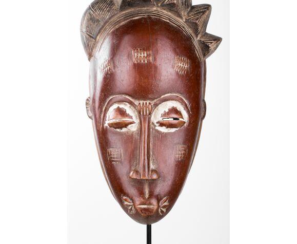 Masque réjouissance Baoulé  Art Africain RCI