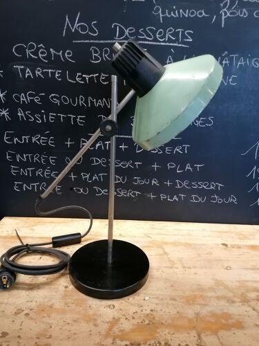 Lampe d'atelier, de dessin industriels réglable