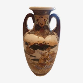 Vase satsuma japon