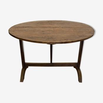 Table vigneronne